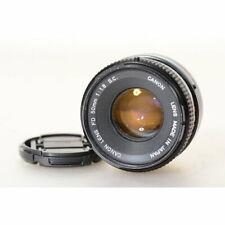 Canon FD 1,8/50 S.C. Standardobjektiv - 50mm F/1.8 Standard Lens