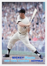 MICKEY MANTLE 57C ACEO ART CARD ## BUY 5 GET 1 FREE ## or 30% OFF 12 or MORE