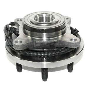 Wheel Bearing and Hub Assembly Front IAP Dura 295-15143
