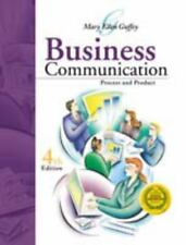 Business Communication With Infotrac by Mary Ellen G...