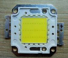 30 W Watt LED Chip 30*30 mil  kaltweiss, 3000 Lm,6000K,kw, COB,Fluter, Aquarium