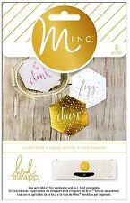 American Crafts Heidi Swapp~ MINC. COASTERS  Party Decor ~ 6 pcs. ~370219