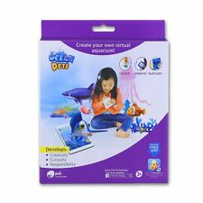 Ocean Pets Kids Toy Clay and Dough Artist Studio, 3D AR Fun Toy for IPad Game