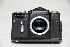 Zenit EM Moshva 80 edition, all black, with case