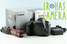 Canon EOS 5D Mark III Digital SLR Camera With box *Count 109792*#33611 L3