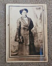 Vintage 1920s African American Distinguishe Women Photo Vernacular Photography
