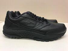 Men's Brooks Dyad Walker Medium D 610060 1D 001 Black Leather