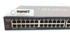SG300-52P - Cisco SG300 52 port Gigabit PoE Managed SG300-52P-K9 SG300-52P-K9-NA