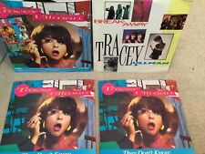 4 Tracey Ullman 45rpm records They Don't Know Breakaway - Mint Vinyl