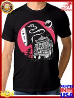 Spirited Away T Shirt, Studio Ghibli Tee, Men's T Shirt