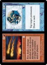 FIRE // ICE Apocalypse MTG Gold Instant Unc
