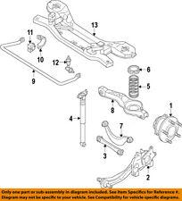 MAZDA OEM 07-13 3 Rear-Lower Control Arm B39D28300C