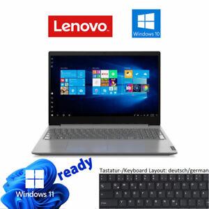 "Lenovo V15 Notebook 15,6"" AMD 3020E @2,6GHz 4-16GB DDR4 256GB-2TB SSD HD Win 10"