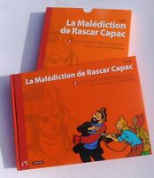 Tintin. La Malédiction de Rascar Capac. Tome 2. Casterman 2014. Album in-4°