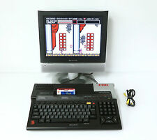 """Sony MSX 2 HB-F1XD Mk.II Computer """"Excellent +++ """" Tested Properly Japan!!!"""