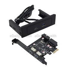 Schede espansione porte per prodotti informatici PCI Express x1