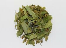 Greek Linden Dried Leaves And Flowers Loose Herbal Tea 75g - Tilia Cordata