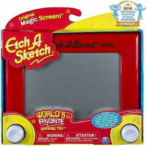 Etch A Sketch classic red, 1960's Classic children's childs toy - great price