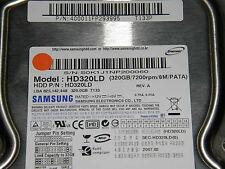Samsung HD320LD T133P P/N: 400011FP293995 / 2007.02 / 320GB disco duro Hard Disk