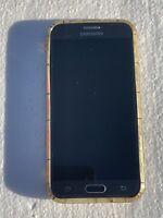 SAMSUNG GALAXY 16GB SM-J327T BLACK As-is