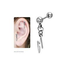 Lightning Cartilage / Tragus Earring