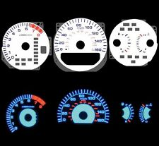 99-03 Acura TL Blue Indiglo Glow White Gauges 99 00 01 02 03