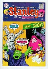 DC Comics STANLEY and his MONSTER #110 July 1968 vintage comic NM condition