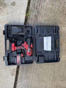 "Earthquake 20V Max Lithium 1/2"" Cordless Impact Wrench Kit - EQ12XT20V"