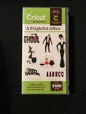 Cricut Cartridge Halloween Themed A Frightful Affair