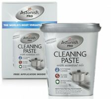 Astonish Pro Cleaning Paste 500g With Applicator For Ovens Cookware Ceramic