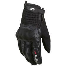 Furygan TD12 Herren Handschuh Leder Racing - schwarz