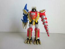 "Power Rangers Dino Thunder Thundersaurus Megazord Bandai 2003 Figure 6"" Tall"