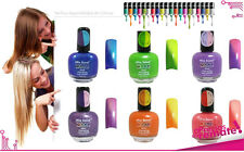 Mia Secret Mood Nail Lacquer Color Changing Nail Polish 6pc Set  - MADE IN USA