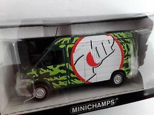 Mercedes Benz Sprinter * Kastenwagen 2001 * Seven Up * 1:43 Minichamps 400031162