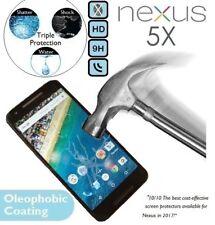 100% Genuine Premium Tempered Glass Screen Protector H791 For LG Google Nexus 5X