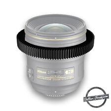 Follow Focus Gear for Nikon AF-S Nikkor 24mm F1.4G ED