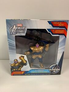 Thanos helicopter Flies Up To 15 Feet Marvel Avengers Assemble