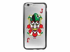Cellet Skinny Joker Design Proguard Phone Case for iPhone 6 Clear/Black
