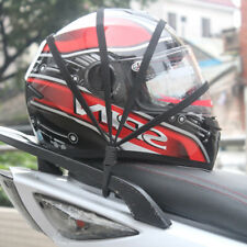 Motorcycle Luggage Cargo Mesh Net Buckle Helmet Holder Carrier Mesh For Honda