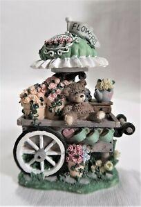 Ivy & Innocence Blossom's Flower Cart 05121