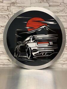 300zx Nissan Metal Art Wall Decor