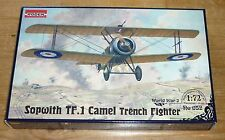 Roden 1/72 scale Sopwith TF.1 Camel Trench Fighter