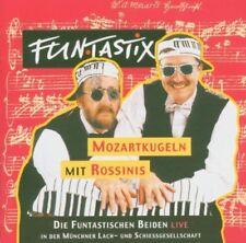 Funtastix | CD | Mozartkugeln mit Rossinis (live, 2001)