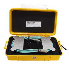Otdr Dead Zone Eliminator 1000M Fiber Otdr Launch Cable Box Mm Om3 Sc/Upc-Sc/Upc