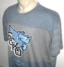 NEW 3XB ECKO UNLTD MENS T SHIRT Tee Blue Gray Rhino Short Sleeve 3XL XXXL