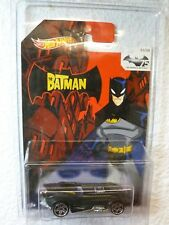2015 (75 Years of Batman) HOT WHEELS - THE BATMAN BATMOBILE 3/8