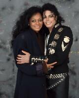 Michael Jackson Diana Ross 8x10 Photo (MJ-4)