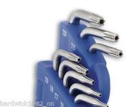 Miniature Star Key Set ( With Hole ) T5 T6 T7 T8 T9 T10 T15 T20 - ECU's Airbags