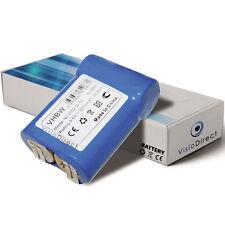 Batterie 3.6V 3000mAh pour AEG Junior 3000 - Société Française -