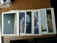 Lot of 7 Vtg Apollo In the Beginning NASA Picture Set No. 1 Descriptions on Back